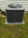 Grovetown, GA - Performed repair to carrier air conditioner