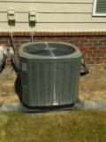 Evans, GA - Performed repair on Trane air conditioner