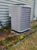 Grovetown, GA - Performed repair and maintenance on Carrier air conditioner