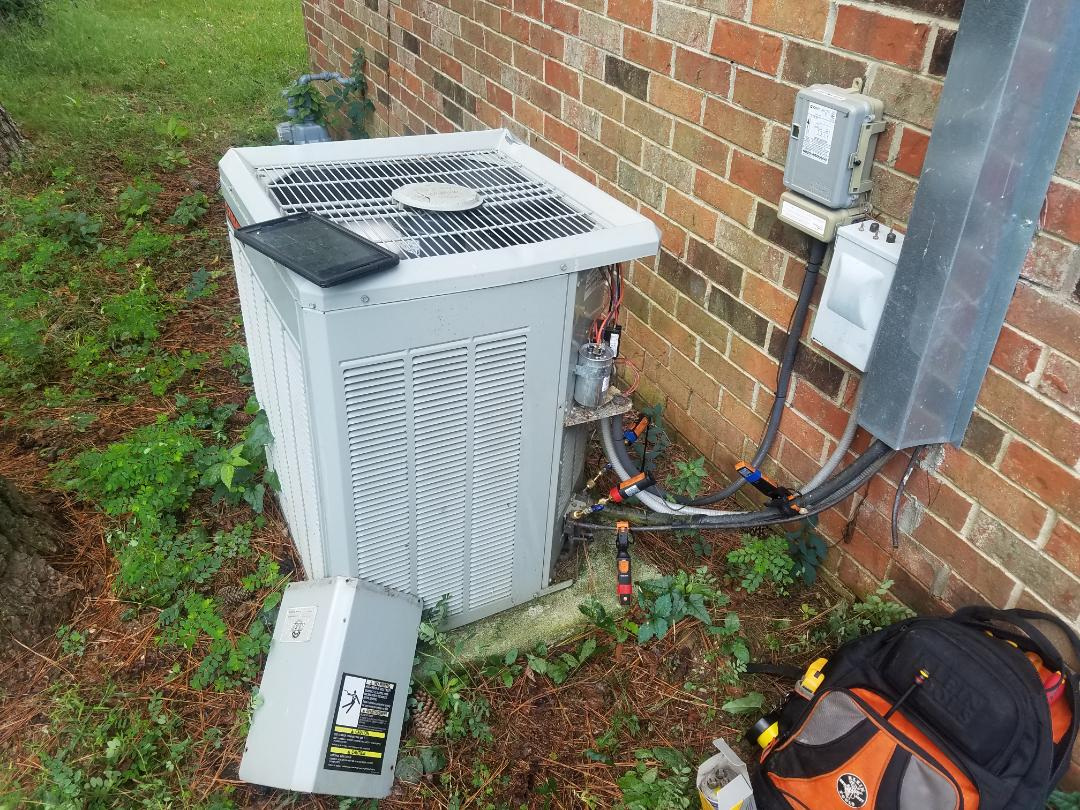 Martinez, GA - Performed repair on trane furnace with straight ac system.