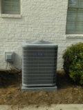 Evans, GA - Installed new Carrier 5 ton 16 seer split heat pump