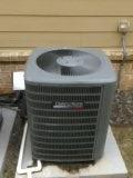 Evans, GA - Performed repair on Amana air conditioner