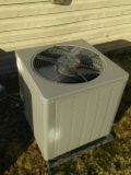 Augusta, GA - Preformed heating repair on Rheem heat pump