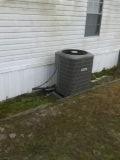 Grovetown, GA - Preformed repair on Intertherm mobile home furnace