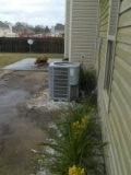 Augusta, GA - Preformed repair on Lennox heat pump