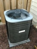 Augusta, GA - Performed repair to grande Aire heat pump
