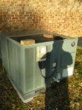Martinez, GA - Preformed repair on Thermostat gaspack