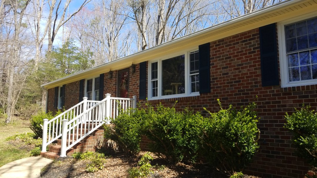 Chesterfield, VA - Gutters Shutters & Rails
