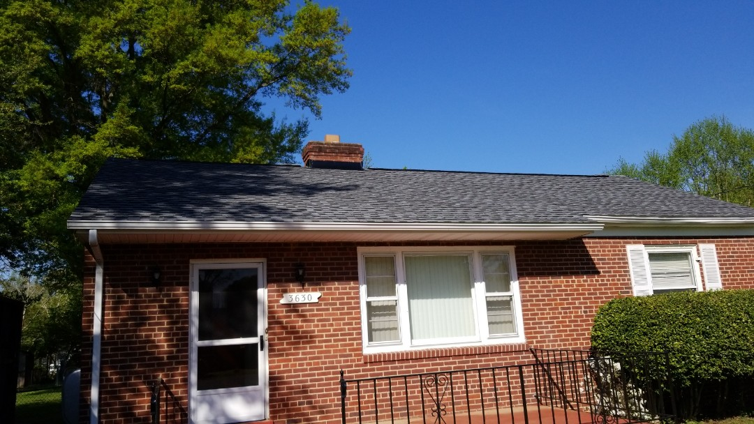 Richmond, VA - New GAF roof in RVA