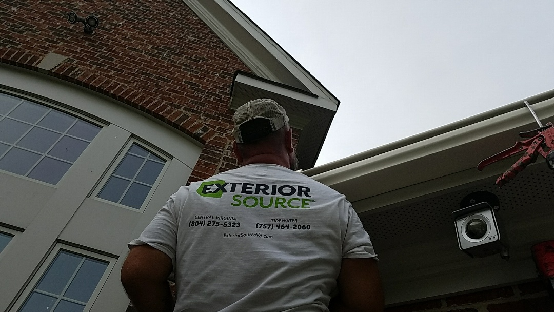 Chester, VA - New LeafGuard job in Chester