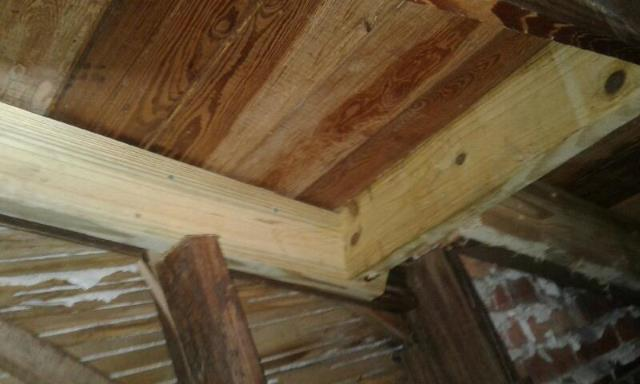 Saint Petersburg, FL - Upon Structural Inspection we found termite damage to roof trusses and engineered the repairs to be done. Job went smooth and real estate transaction went through. Congrats Carlos on new house.
