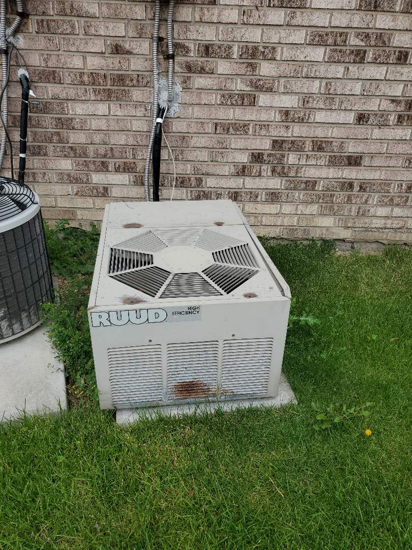 Roseville, MI - Estimate for new furnace and air conditioner