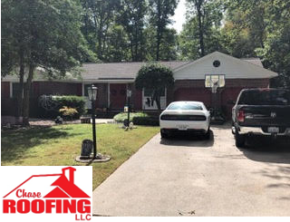 Williamsburg, VA - Chase Roofing LLC completed roof repairs at this address.