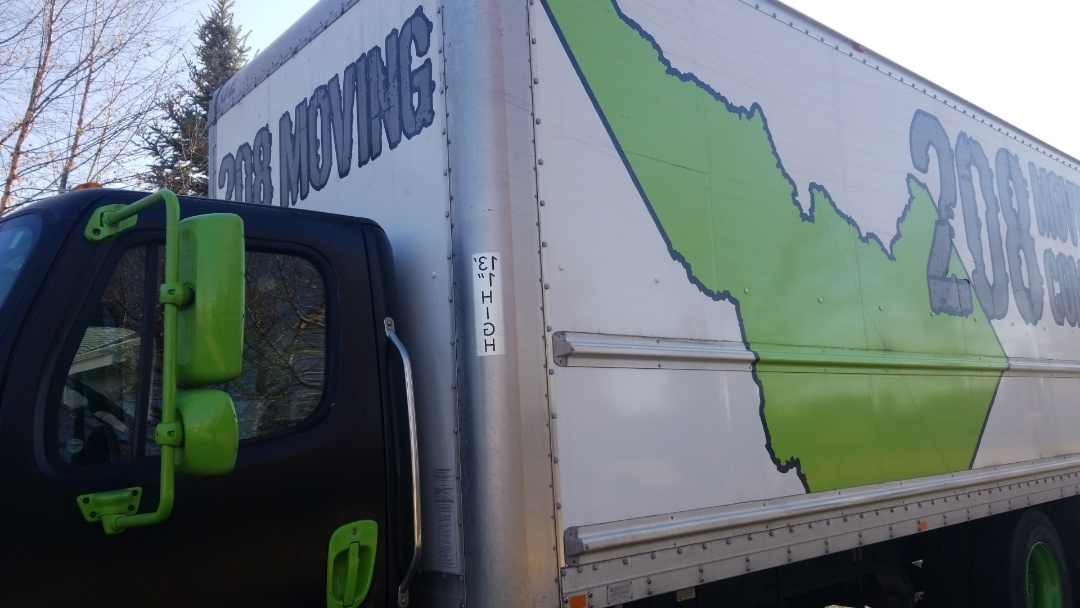2 man 1 truck move