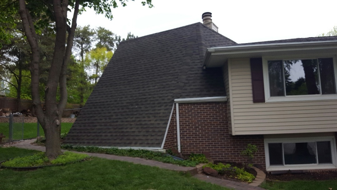 Lincoln, NE - New roof no mess