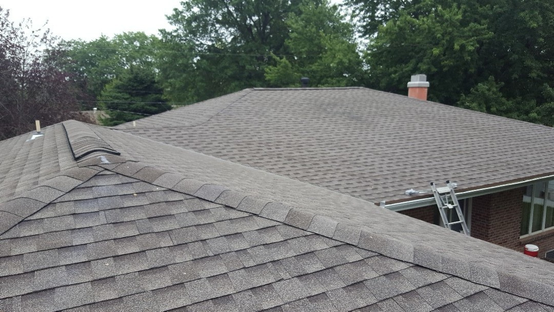 Milford, NE - New roof no mess GAF Mission Brown