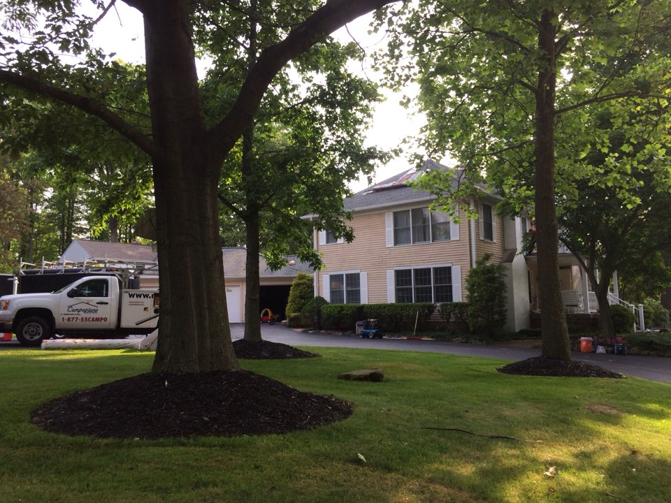 Solon, OH - Another GAF American Harvest Project being finished up!