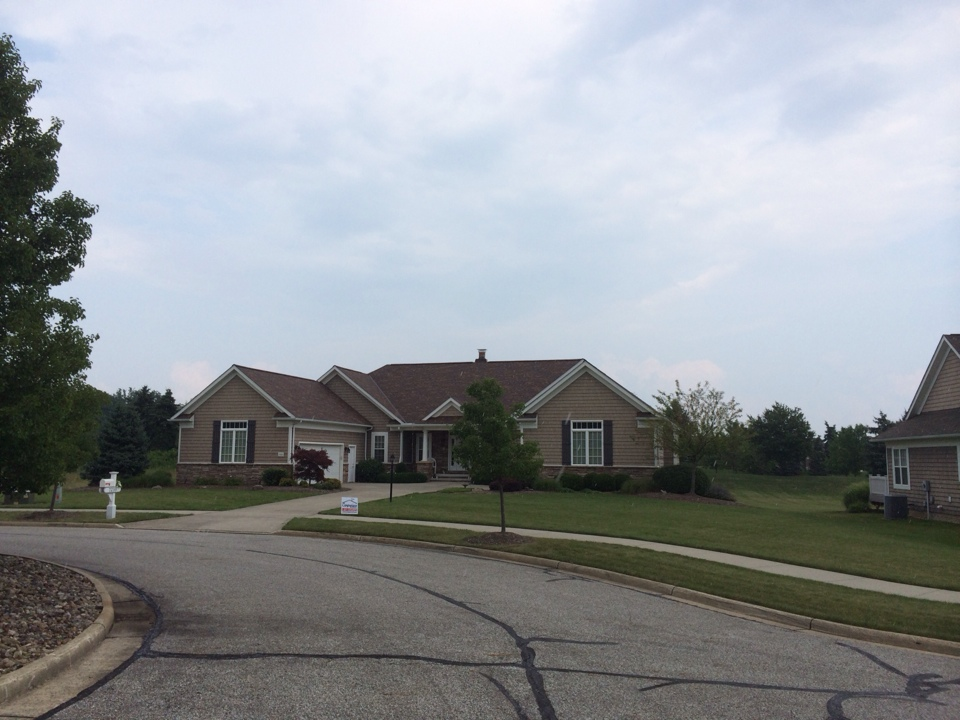 Solon, OH - Just Finished up a storm damage claim in Solon, Ohio