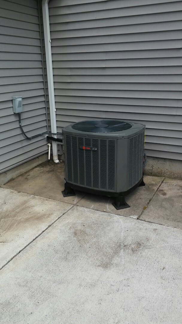 Battle Ground, WA - New AC Unit