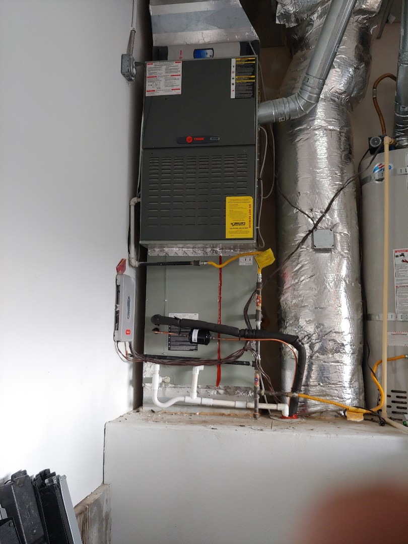 La Center, WA - New Heat Pump :)
