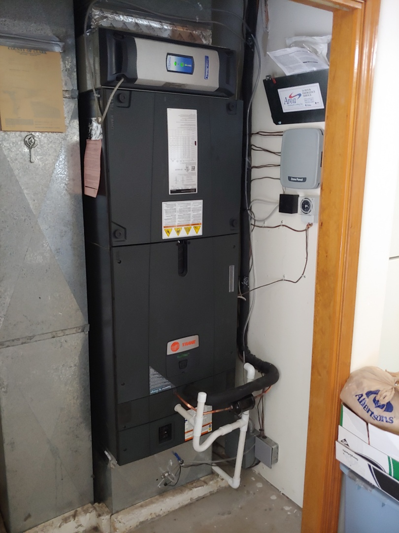 Vancouver, WA - Zoned System with new HeatPump and Furnace