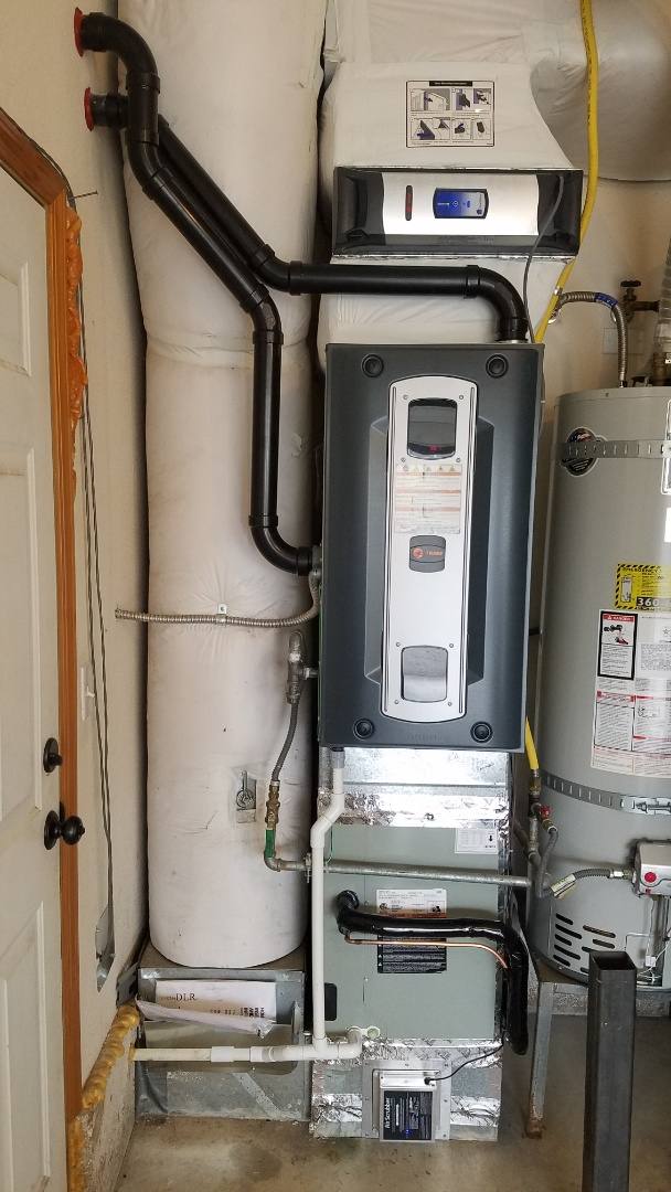 Vancouver, WA - Gas furnace and ac change out.