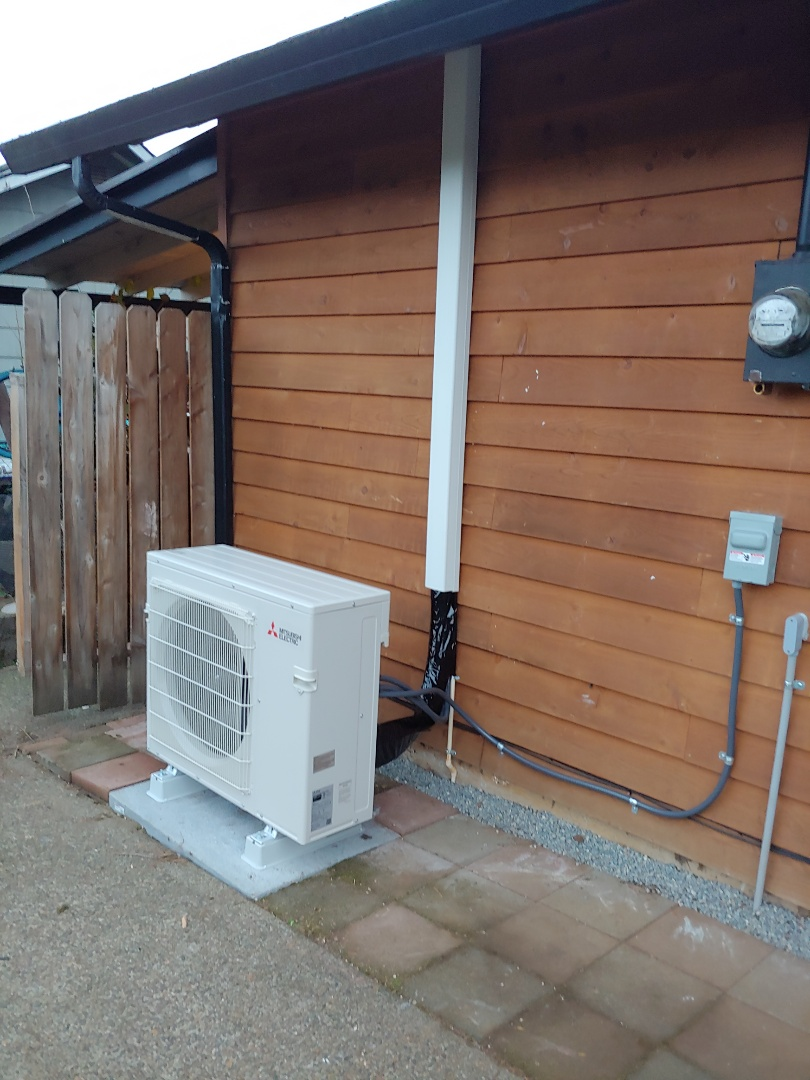 Vancouver, WA - Ductless