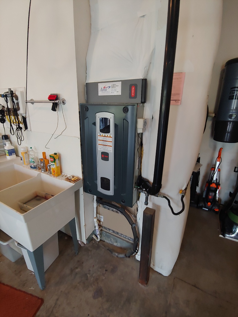 Battle Ground, WA - New Variable speed furnace