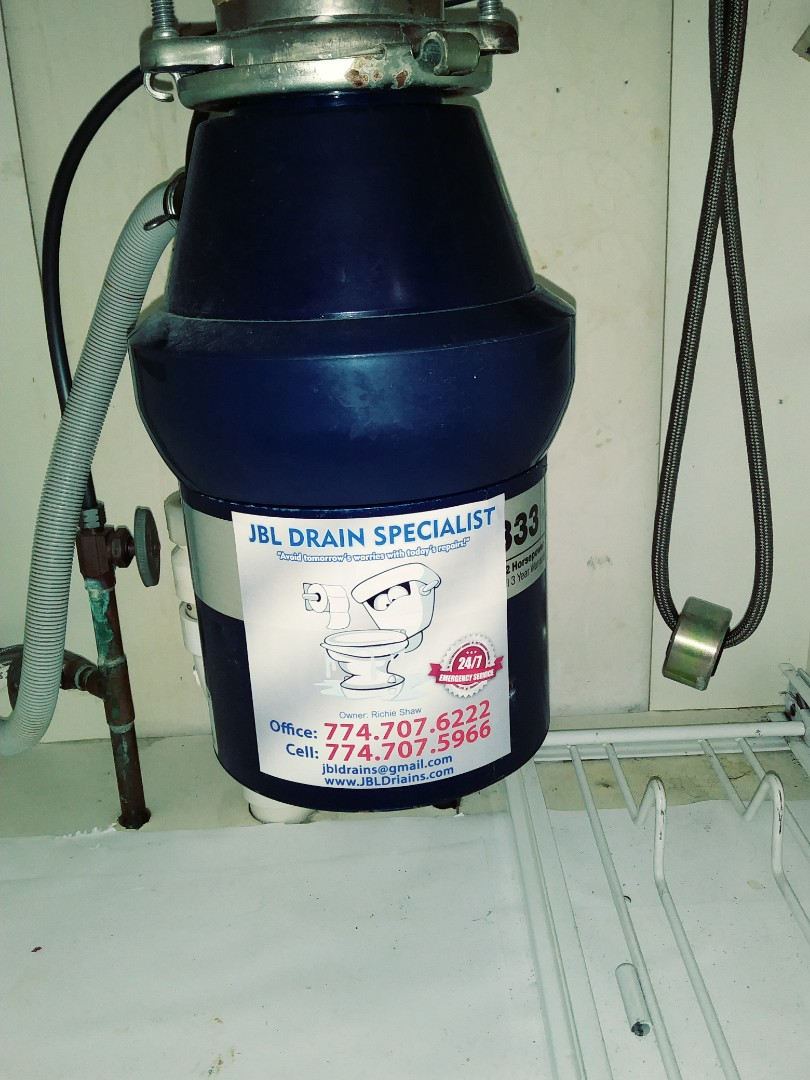 Reading, MA - Clear kitchen sink drain plumbing plumber rooter service's drain snaking near me