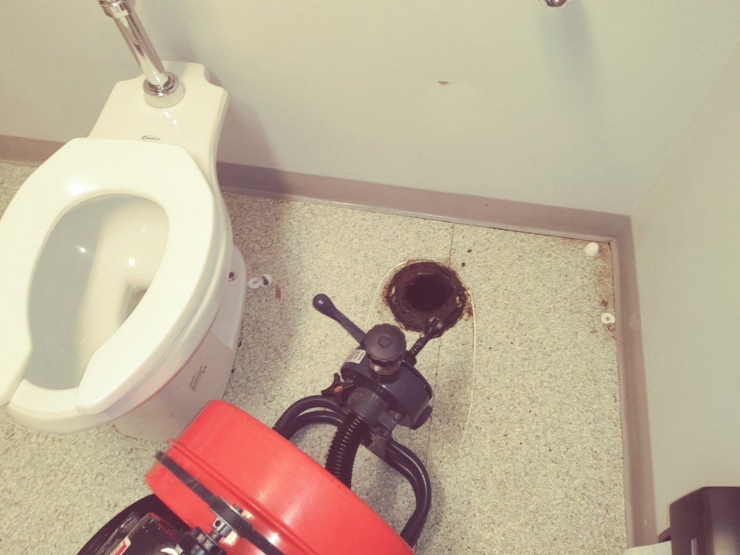 Hopkinton, MA - Clogged floor drain main sewer back up clogged sink restaurant plumbing near me emergency drain services rooter services drain snaking cleaning