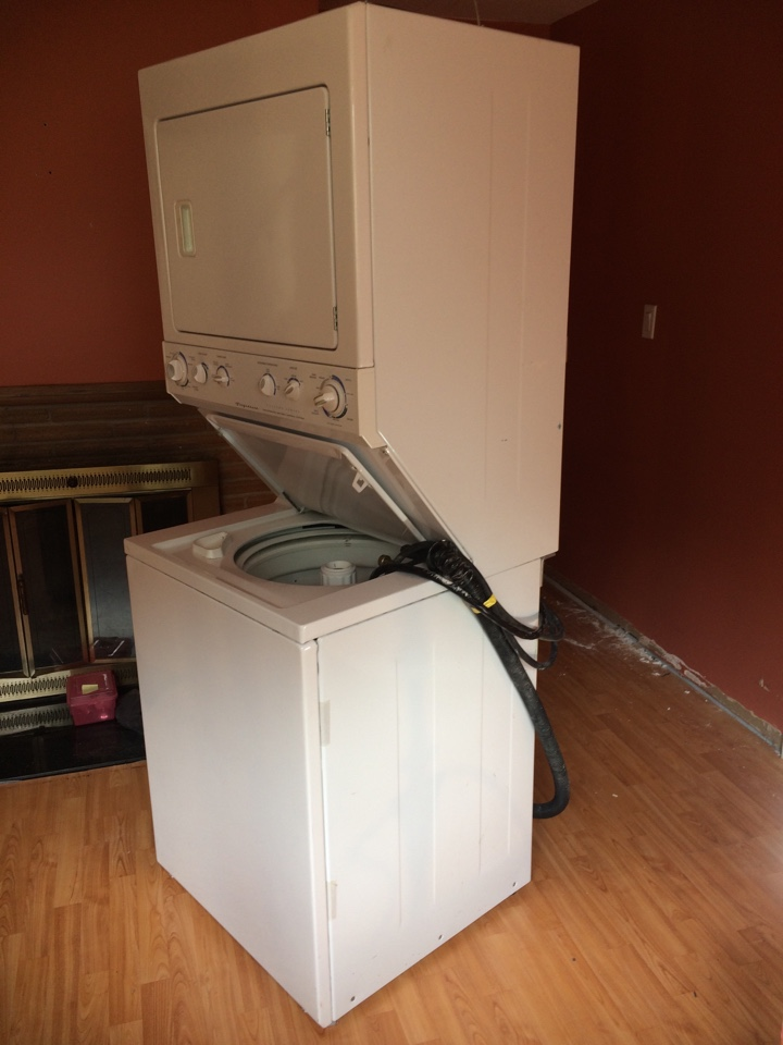 West Vancouver, BC - Relocate washer and dryer to basement suite in west Vancouver