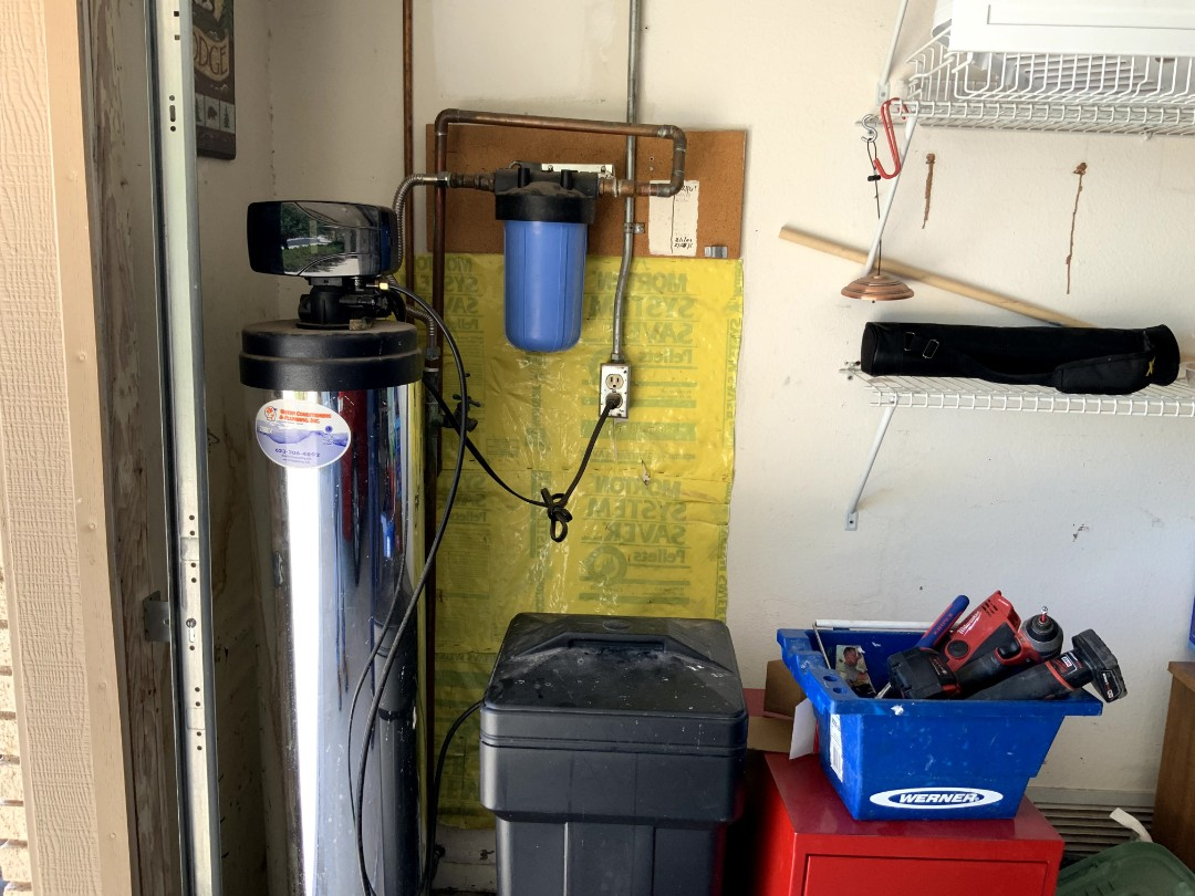 Sun City, AZ - Service whole home water filtration system in Sun city