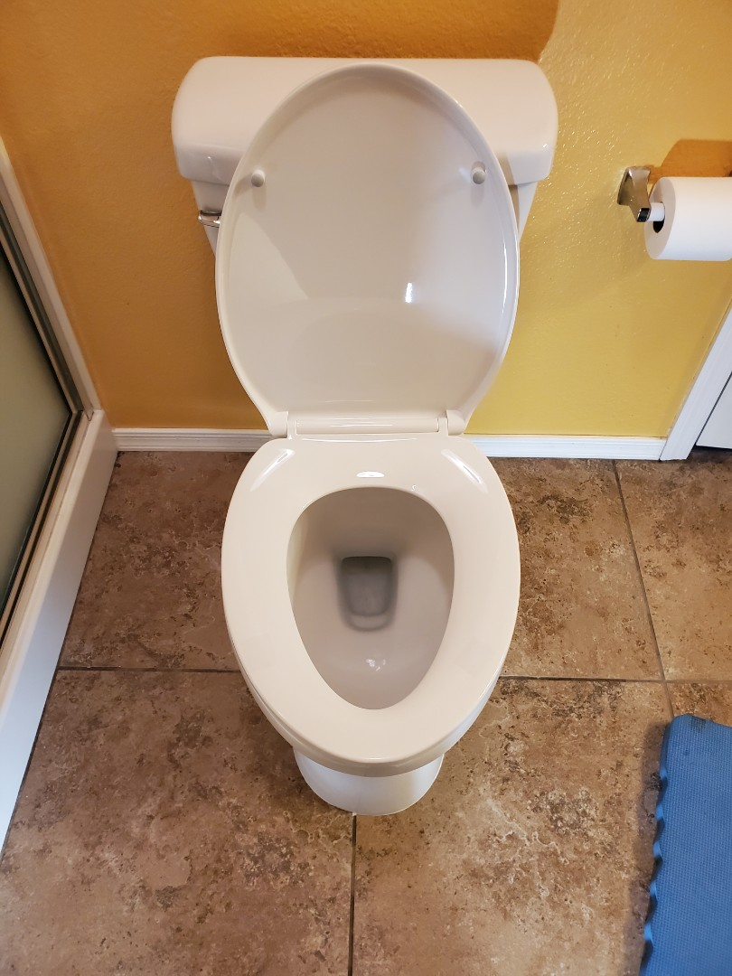 Replace toilets in Surprise