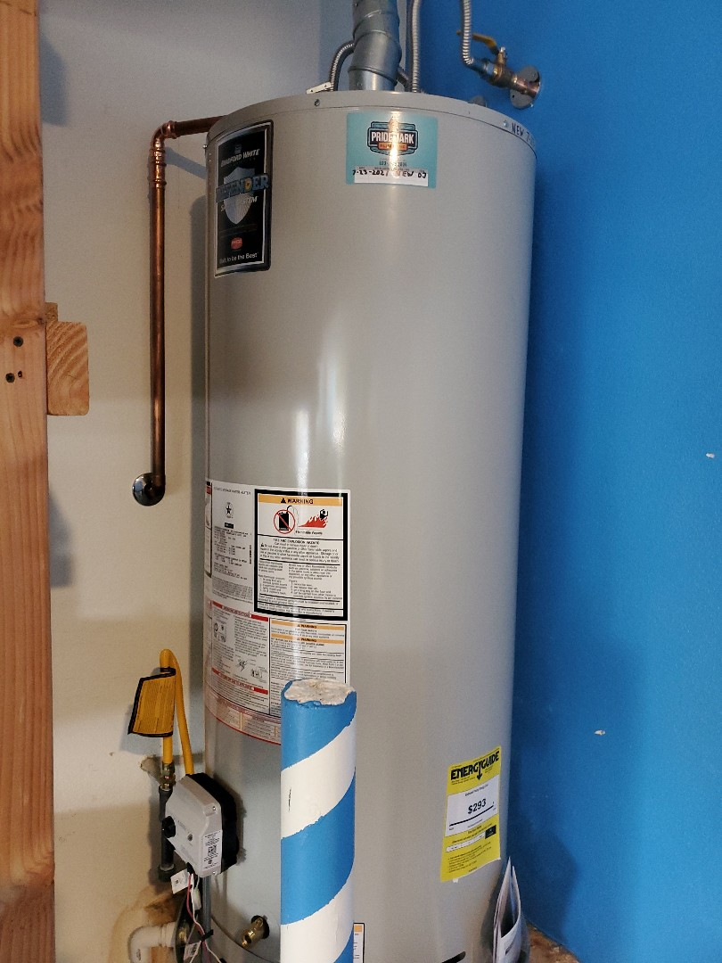 Replace water heater in Surprise