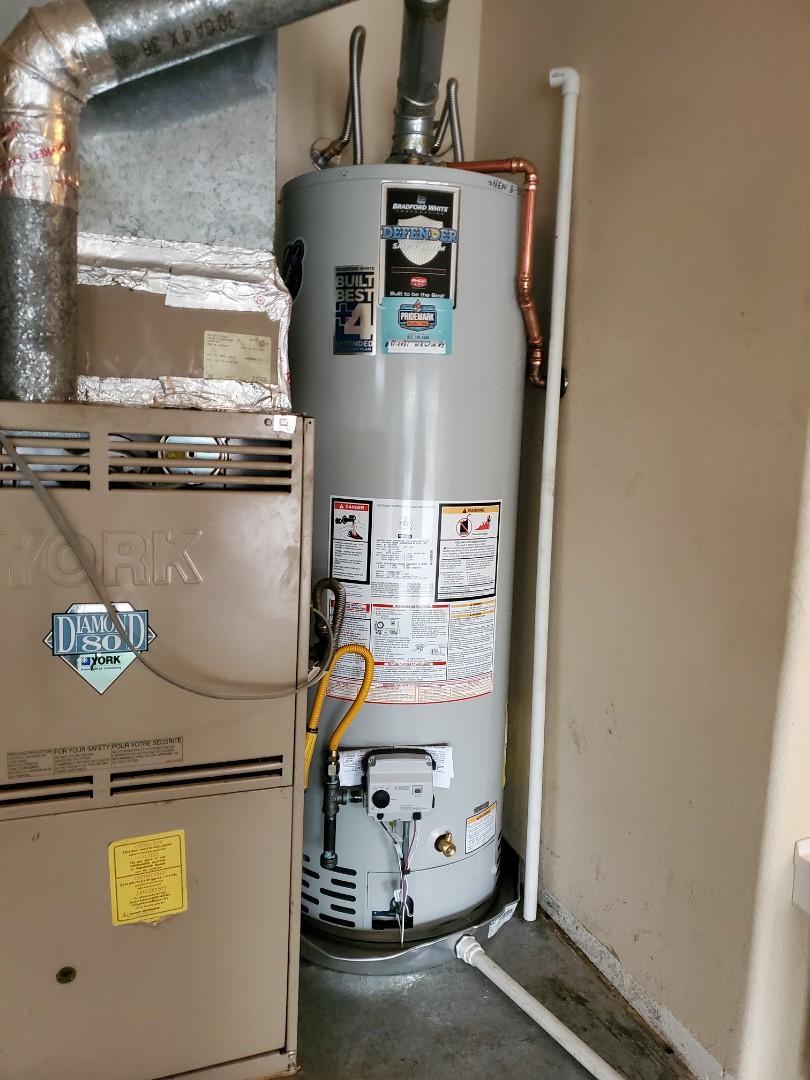Sun City West, AZ - Install water heater in Sun city grand