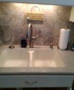 Golden, CO - Kitchen faucet replacement