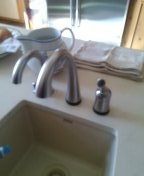 Conifer, CO - Delta kitchen faucet repair