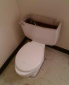 Denver, CO - Toilet repair
