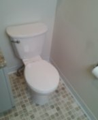Lakewood, CO - American standard toilet installation