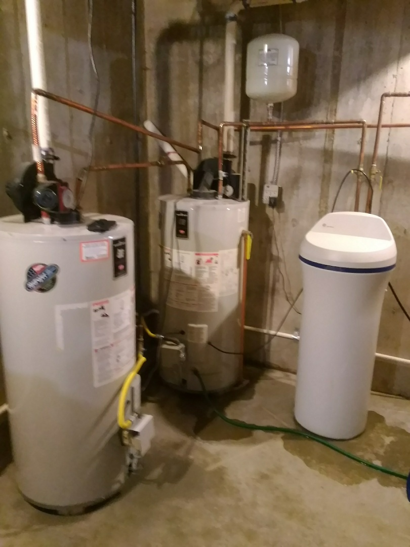 Thornton, CO - Bradford White Water Heater replacement