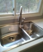 Lakewood, CO - Kitchen sink installation I'm just