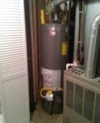 Littleton, CO - Water heater inspection