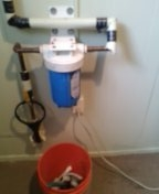 Denver, CO - Water filter replacement