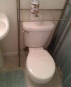 Thornton, CO - Eljer toilet repair