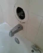 Lakewood, CO - Moen tub and shower valve repair