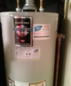 Denver, CO - Bradford White Water Heater inspection