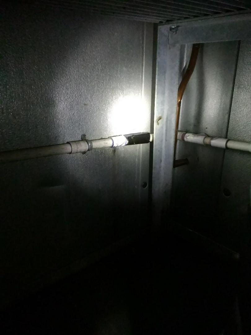 Centennial, CO - PVC pipe repair