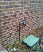 Arvada, CO - Copper water line repair be able to take a couple pictures so you need to do