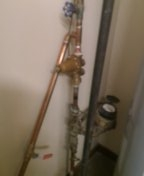 Golden, CO - Water pressure reducing valve replaced
