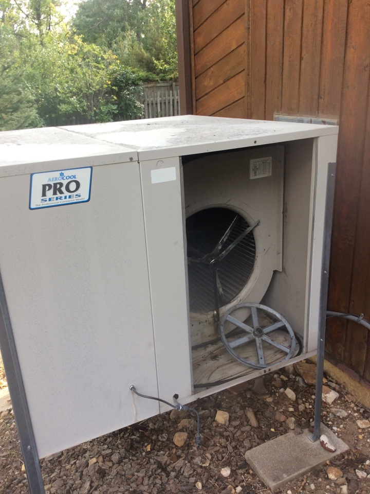 Louisville, CO - Repair of swamp cooler